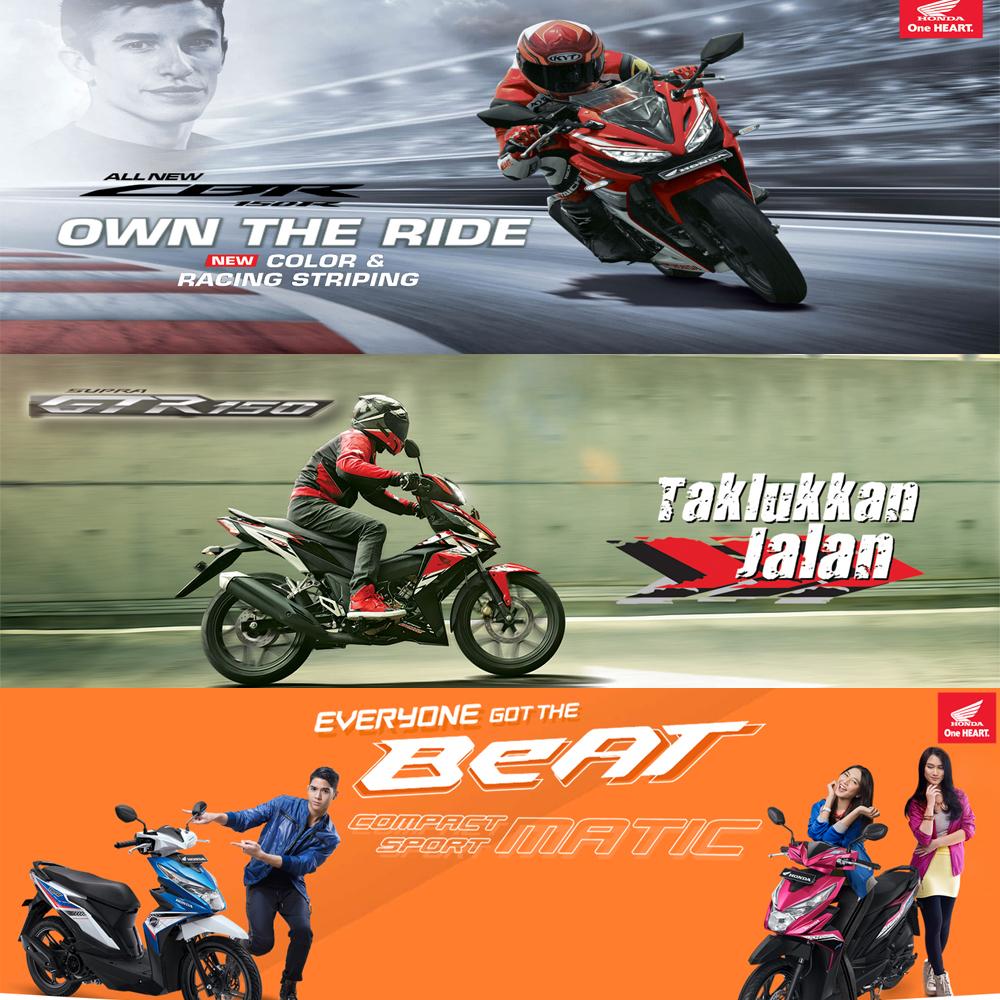 Dealer Motor Honda di Bandung Yang Lagi Promo 2018