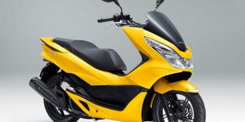 Honda PCX Lokal Siap Lawan Yamaha NMAX
