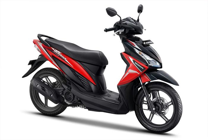 Honda Segarkan Tampilan New Honda Vario eSP