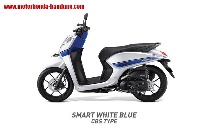 Honda Genio Biru Putih Bandung