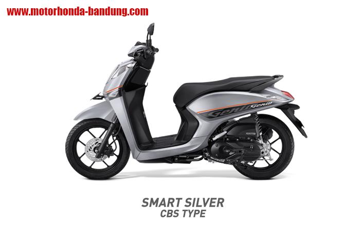Honda Genio Silver Bandung