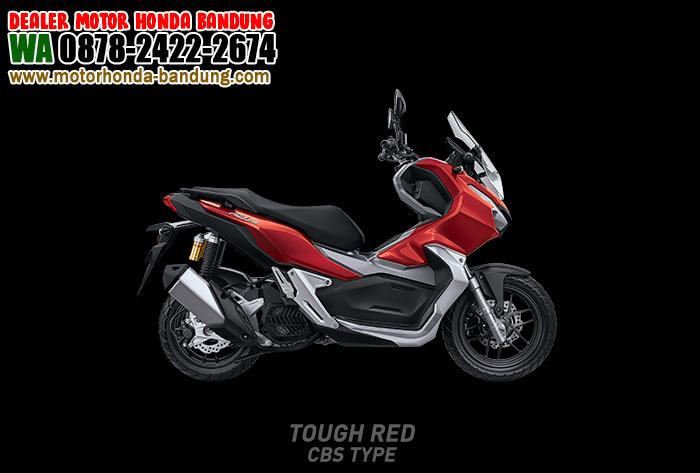 ADV 150 Bandung Warna Merah