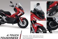 Honda ADV 150 di Bandung