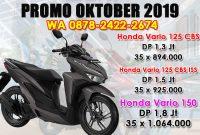 Promo Vario Series Oktober 2019