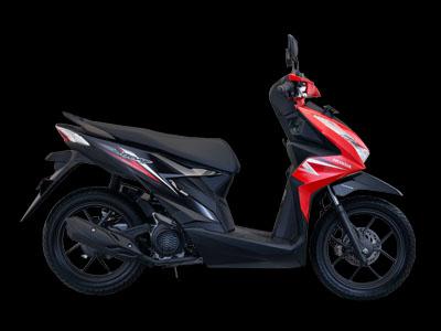 Harga Kredit Honda BeAT Bandung Cimai