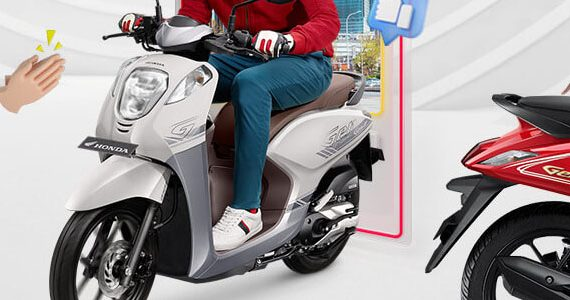Harga Motor Honda Genio Bandung – Cimahi