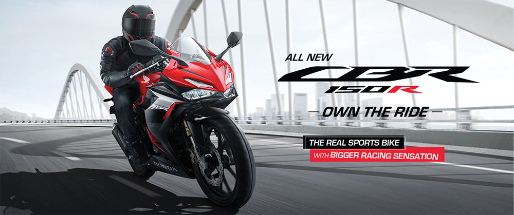 Motor Honda CBR150 Bandung