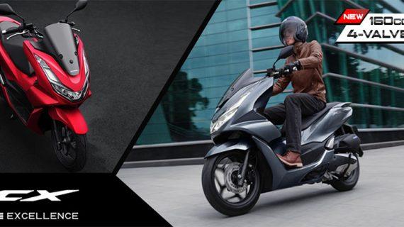 Motor Honda PCX Bandung